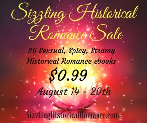 Sizzling Historical Romance Sale 1