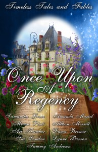 Once Upon a Regency Cover