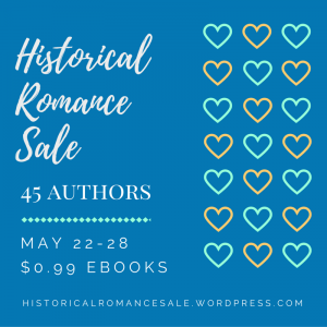 Historical Romance Sale 2
